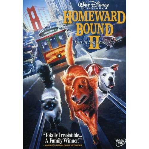 Homeward Bound 2: Lost In San Francisco (Widescreen)