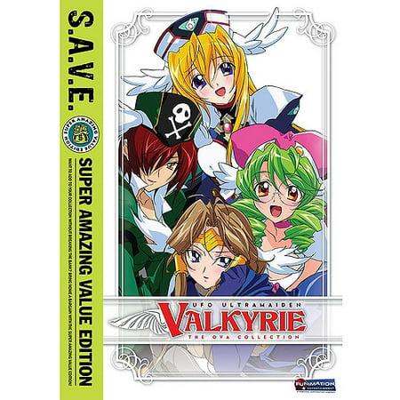 UFO Ultramaiden Valkyrie: Seasons Three And Four