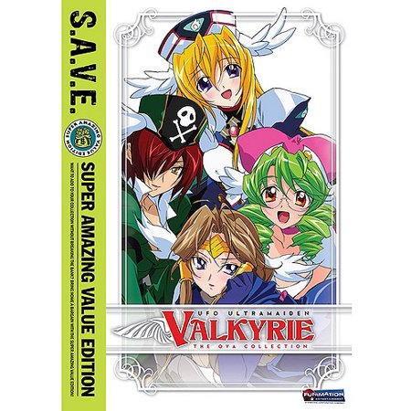 UFO Ultramaiden Valkyrie: Seasons Three And Four