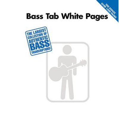 Bass Tab White Pages (Best Bass Tab Site)