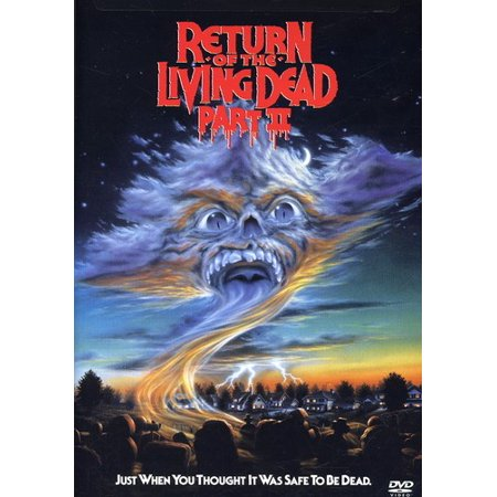 Return Of The Living Dead, Part II (DVD) - The Return Of Halloweentown
