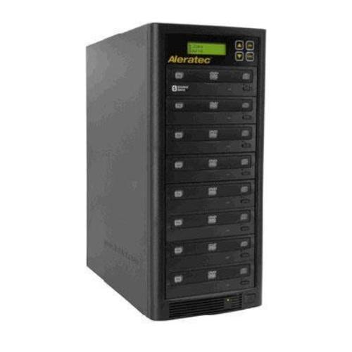 Aleratec 1:7 Dvd cd Copy Tower Duplicator Standalone Dvd-rom, Dvd-writer 22x Dvd+r, 22x Dvd-r, 8x Dvd+r, 8x... by Aleratec