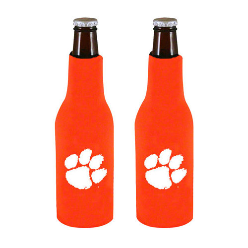 NCAA - Clemson Tigers Bottle Koozie 2-Pack