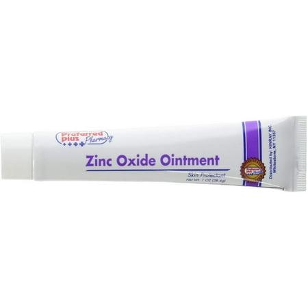 Fougera Zinc Oxide Ointment - Preferred Plus Zinc Oxide Ointment, 1 oz