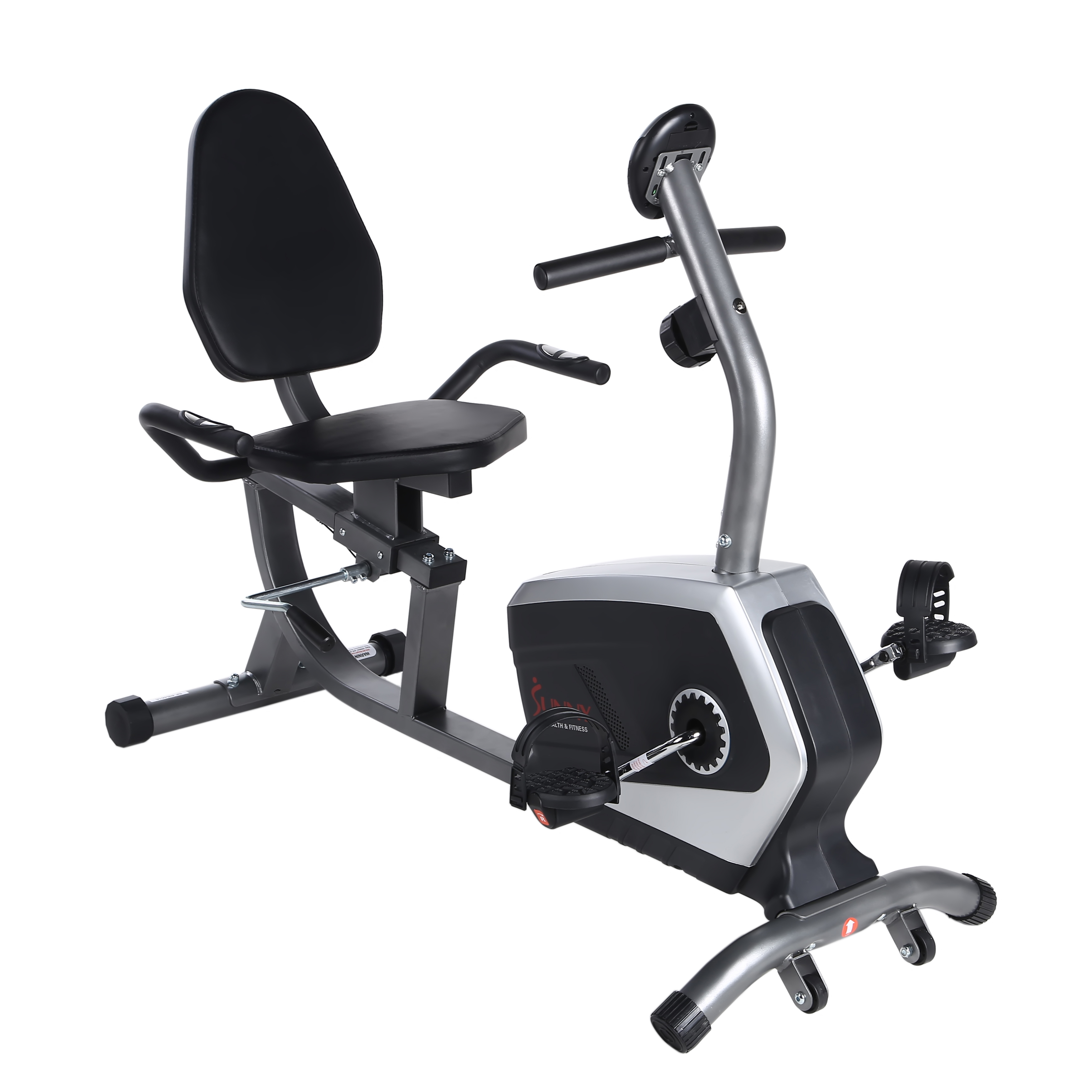 Sunny Health & Fitness SF-RB4616 Magnetic Recumbent Bike Exercise Bike