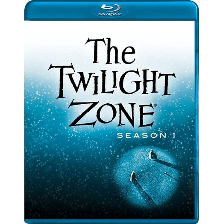 The Twilight Zone: Season 1 (Blu-ray) (Twilight Zone Halloween)
