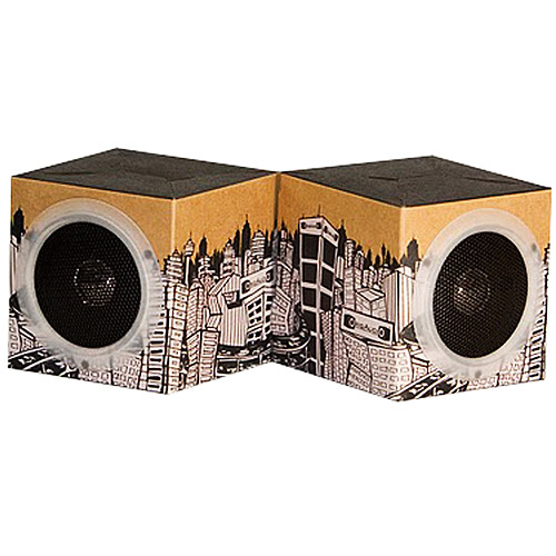 OrigAudio Fold N Play, City