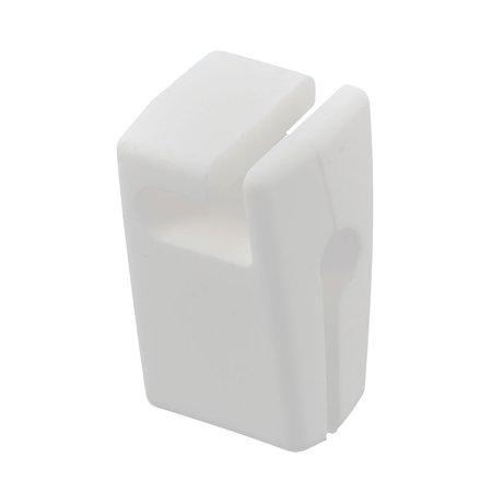 Utensil Pot Clip (Household Kitchen Utensil Silicone Pot Pan Clip Spoon Spatula Rest Holder)
