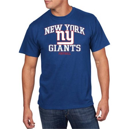 NFL Men's New York Giants Short Sleeve Tee ()