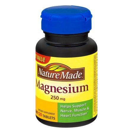 Nature Made Mg Magnesium Ct
