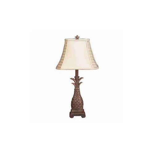 Woodland Imports 27072 Polystone Table Lamp by Woodland Imports