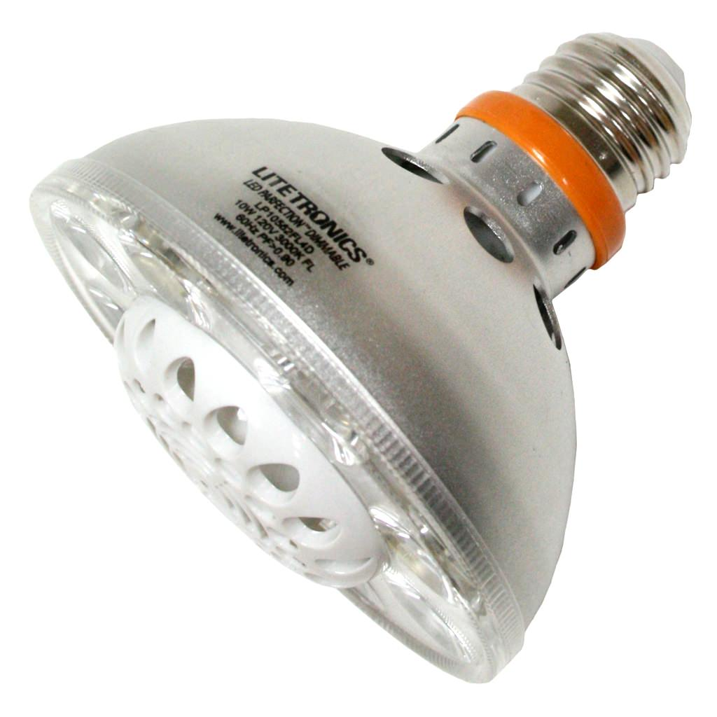Litetronics 64460 - LP10562FL4D PAR30 Flood LED Light Bulb
