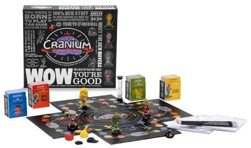 Cranium Wow Game by Hasbro