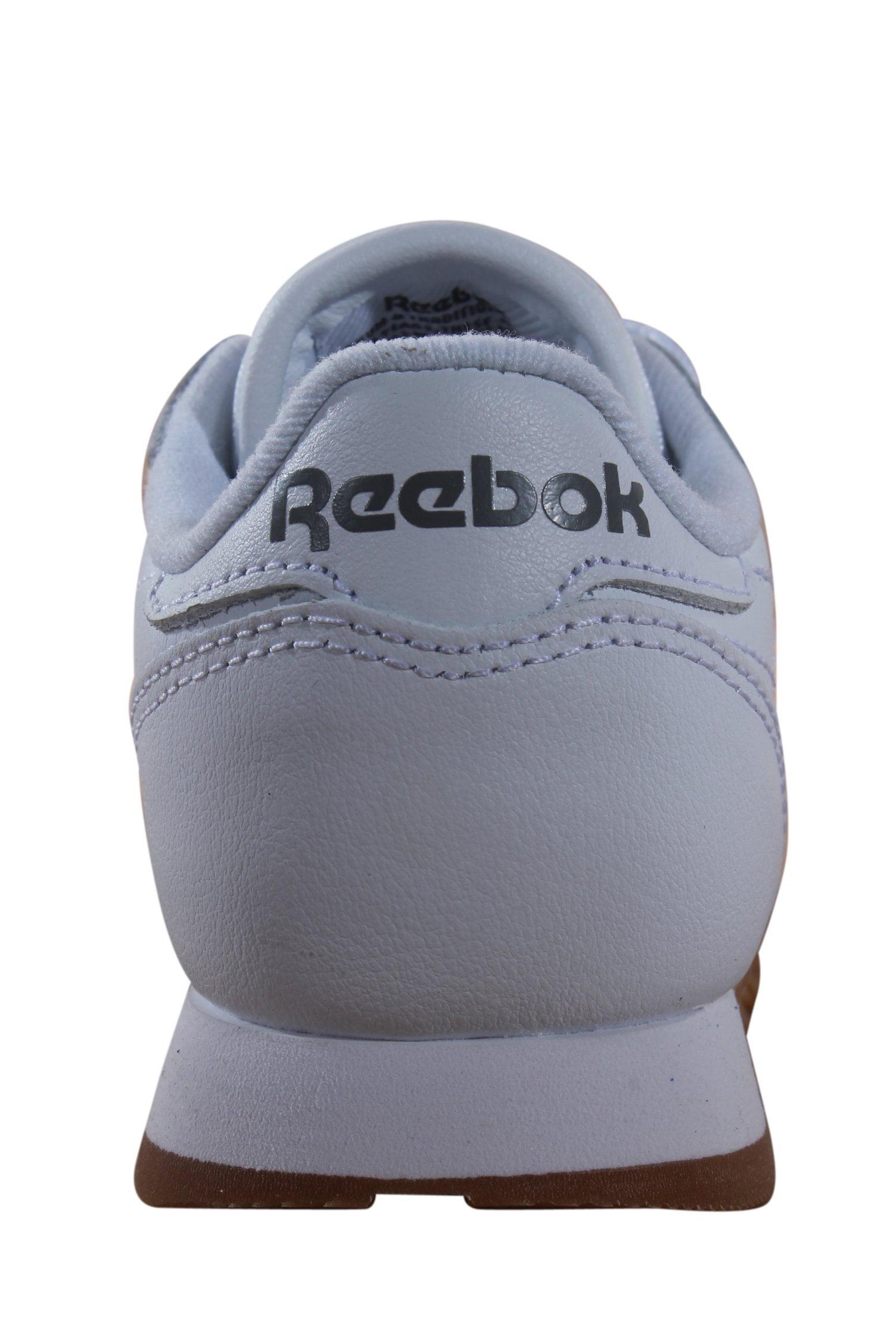 Reebok V69622 Kids Unisex Classic Leather Sneaker 12 Little Kid