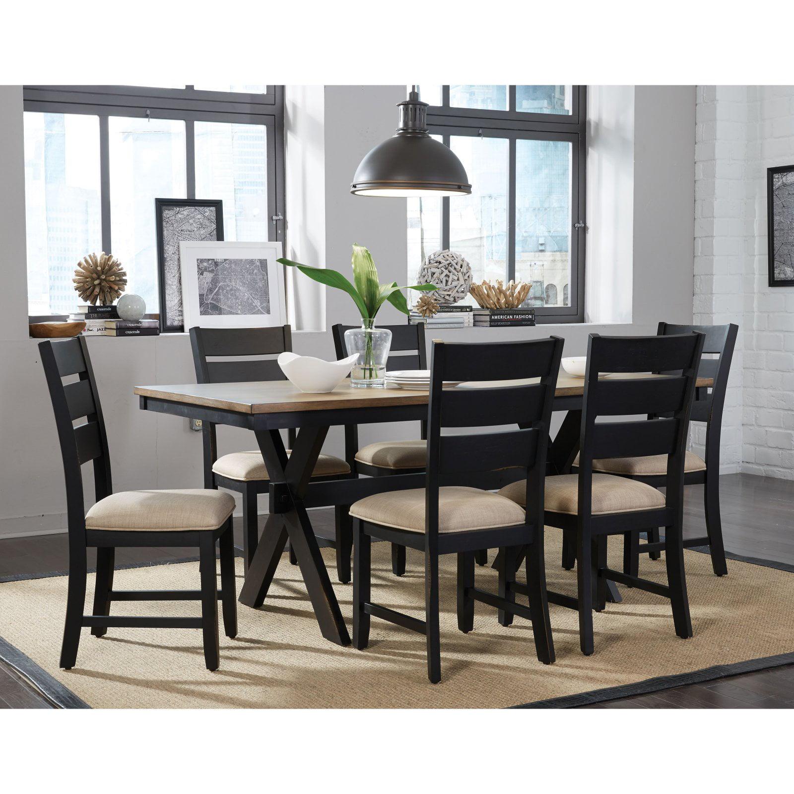 Standard Furniture Braydon 7-Piece Dining Table Set