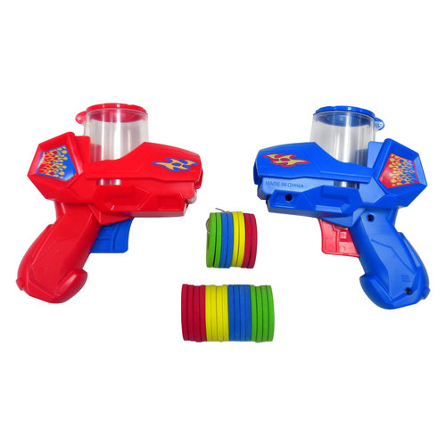 Kid Connection Disc Shooters, Set of 2