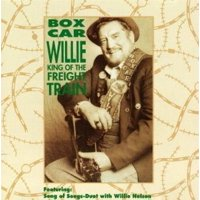 Boxcar Willie - King of the Freight Train [CD]