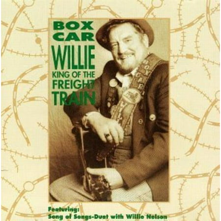 Boxcar Willie - King of the Freight Train [CD]](Groundskeeper Willie)