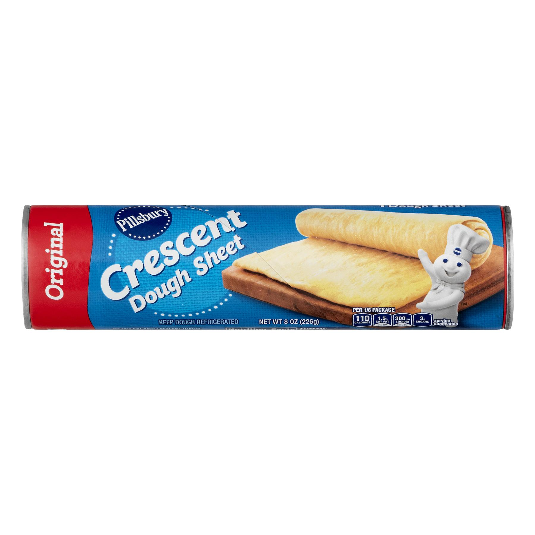 Pillsbury Crescent Dough Sheet, 8 oz