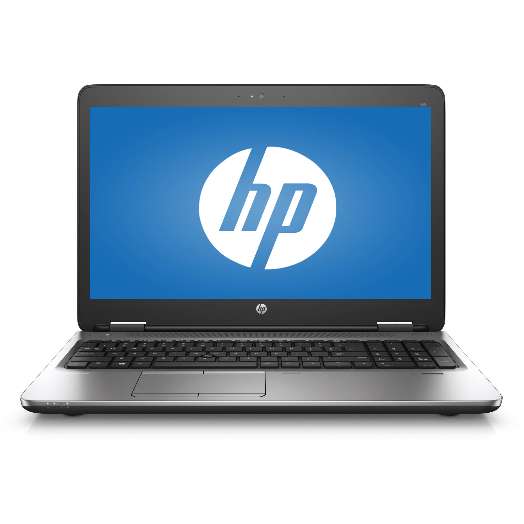 "HP ProBook 650 G2 15.6"" Laptop, Windows 7 Professional, Intel Core i5-6200U Processor, 8GB RAM, 256GB Solid State Drive"