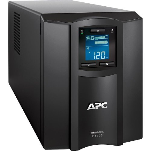 APC Smart-UPS C 1500VA LCD 120V - 1.50 kVA/900 WTower 0.0...