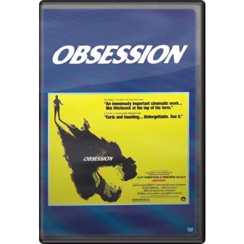 Obsession DVD Movie