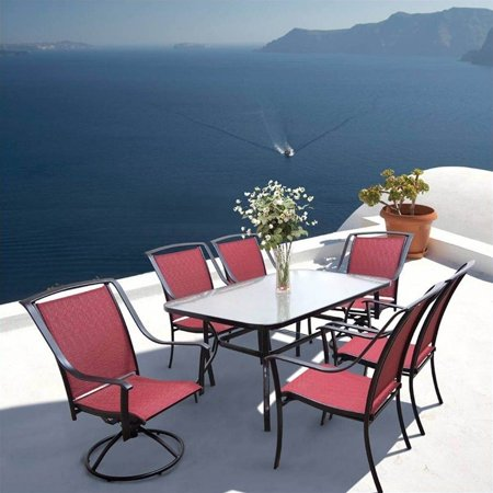 Max Ambiance Metal Patio Dining Set Product Picture