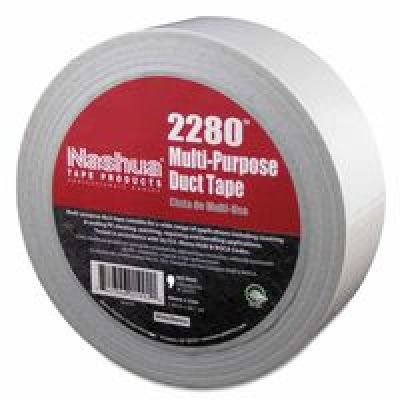 2280 General Purpose Duct Tapes, White, 55M X 48Mm X 9 Mil