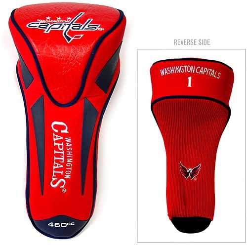 Team Golf NHL Washington Capitals Single Apex Driver Head Cover