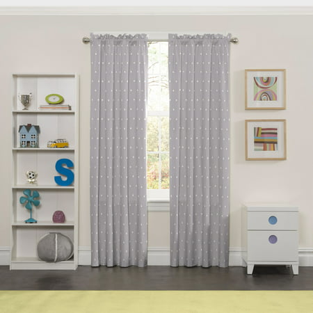 Eclipse? Super Star Blackout Window Curtain Panel