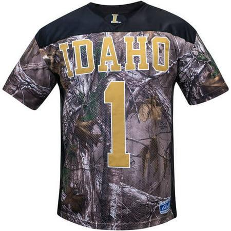 NCAA Idaho Men's Realtree Game Day Jersey