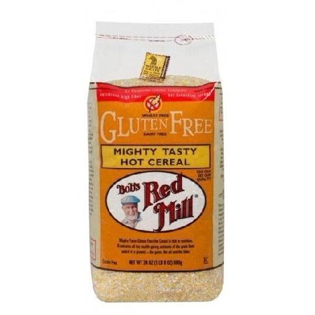 Bob's Red Mill Gluten Free Mighty Tasty Hot Cereal - 24 oz - Case of (Mighty Tasty Hot Cereal)