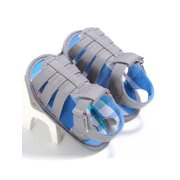 OUMY Baby Boy Girl Soft Sole Crib Sandals Shoes