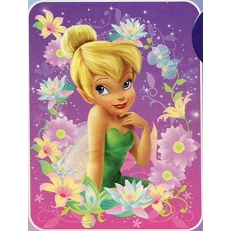 Disney Tinkerbell Fairies Fab Pixie Plush Throw Blanket Walmart Adorable Tinkerbell Fleece Throw Blanket