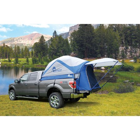 Napier Outdoors Sportz #57044 2 Person Truck Tent, Compact Short Bed, 6 - 6.2 - Shorty Tint