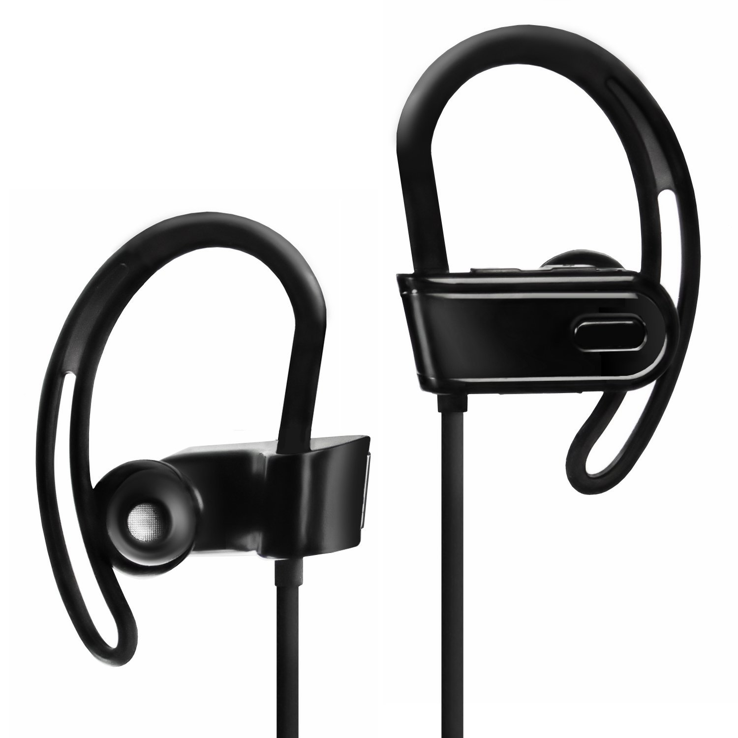 Mobility Sport XS In-Ear Wireless Bluetooth Headphones - Noise Cancelling Sweatproof Wireless Headset