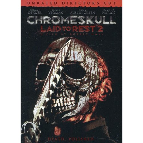 Chromeskull: Laid To Rest 2 (Unrated) (Widescreen)