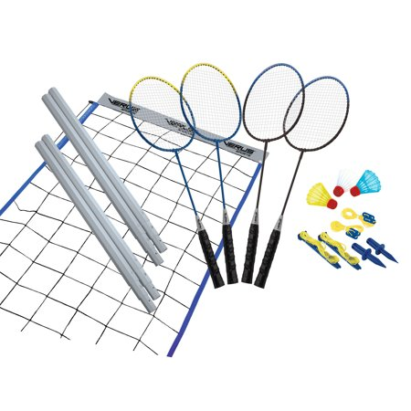 Verus Advanced Silver Badminton Set](Badminton Sets)