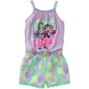 Girls' Cool Ghoul Romper