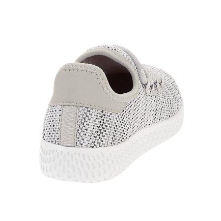 Wonder Nation Boys' Casual Knit Sneaker