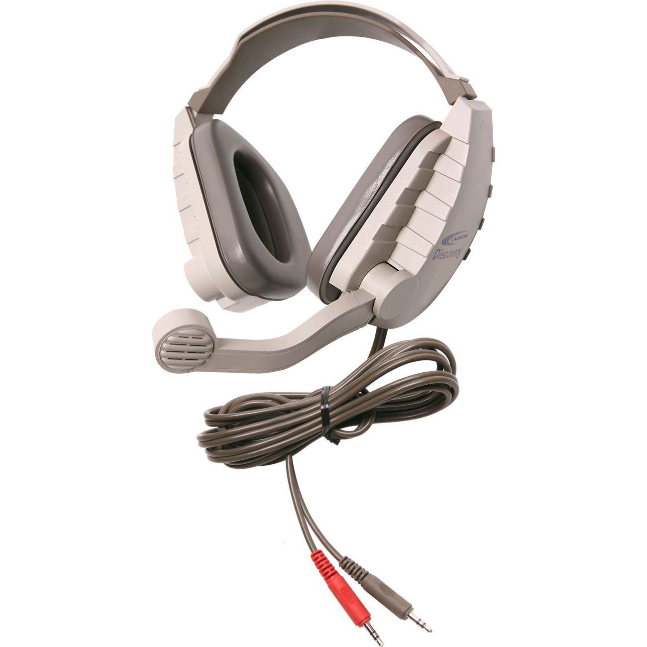 Victory Multimedia DS-8V Califone Discovery Binaural Headphone