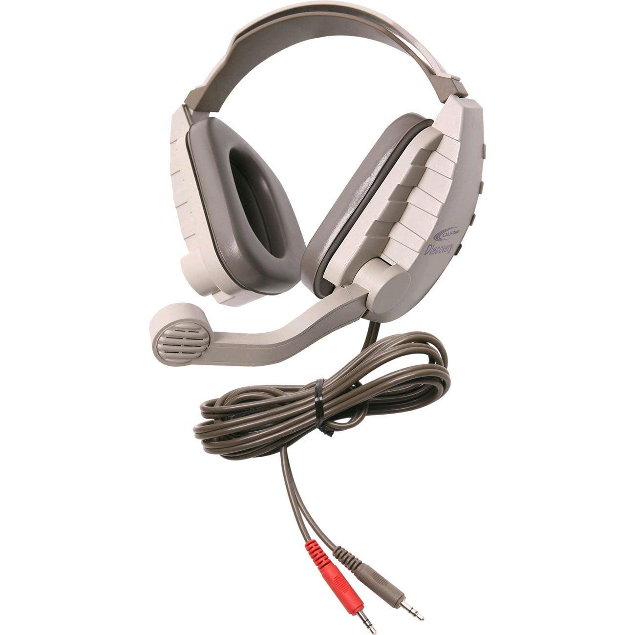 Victory Multimedia DS-8V Califone Discovery Binaural Headphone
