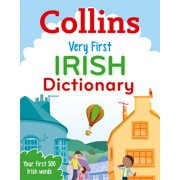Collins Primary Dictionaries – Collins Very First Irish Dictionary