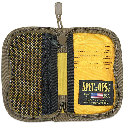 Spec-Ops Brand Shoulder Pocket Wallet