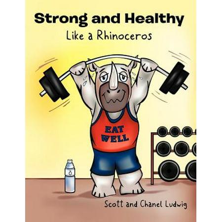 Strong and Healthy Like a Rhinoceros (Chanel Like)