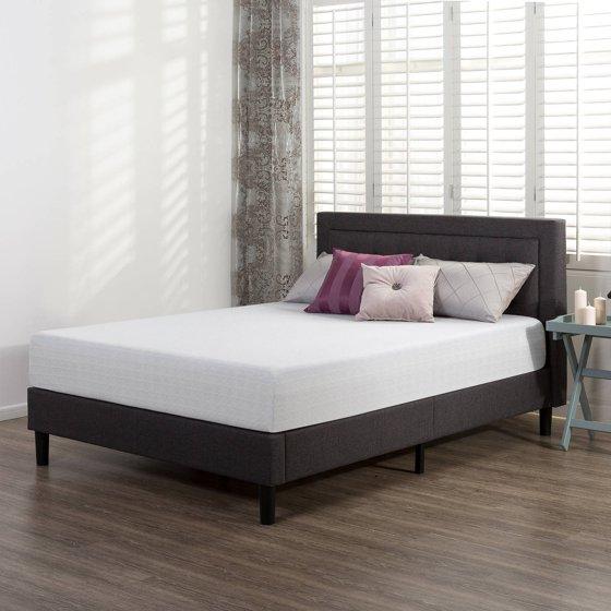 spa sensations 10 gel memory foam comfort mattress multiple sizes. Black Bedroom Furniture Sets. Home Design Ideas