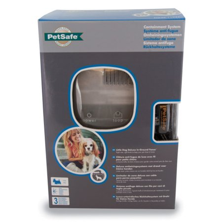 PetSafe Elite Little Dog In-Ground Fence (Best Electric Fence For Pigs)