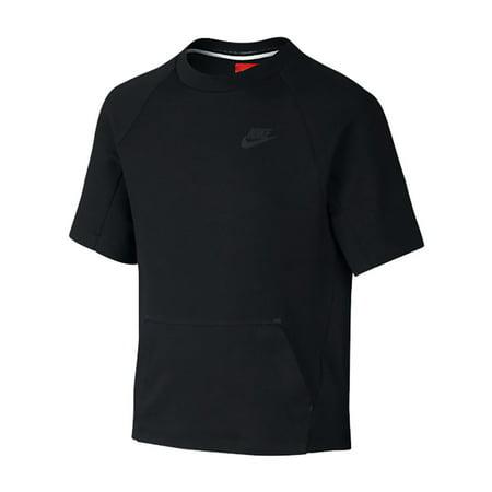 Nike Big Boys' (8-20) Tech Fleece Sport Casual Shirt
