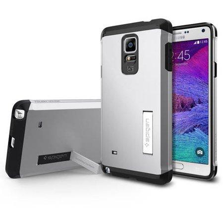 wholesale dealer f6ed9 b5891 Spigen Samsung Galaxy Note 4 Tough Armor Case