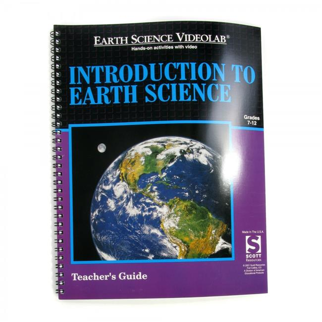 American Educational 9810-09 Introducing Earth Science Kit - Teaching Guide